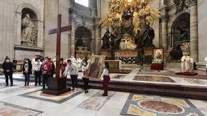 Папа – молодёжи: сделать выбор между Богом и эгоизмом - Vatican News
