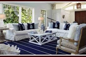 decor inspiration nautical living room with blue rug nautical living room ideas