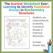 biochemistry functional groups activity for high school biology  biochemistry functional groups activity for high school biology