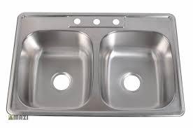 Stainless Steel Kitchen Sink T3322 Mazi Inc