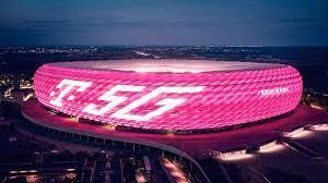 Bayern Münchens Hauptsponsor: Die Telekom will die Allianz Arena zum  Highspeed-Tempel machen
