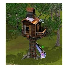 kids tree houses with slides. The Sims 3 Tree House And Slide. Kid\u0027s Clubhouse Kids Houses With Slides U