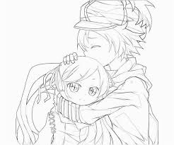 Anime Coloring Pages And Cute Anime Coloring Pages Easy The Eye