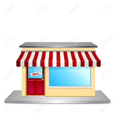 90 Storefront Clipart Clipartlook