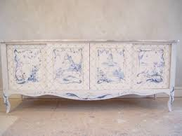 hand painted furnitureHand Crafted Custom Furniture Painting  Chinoiserie Hand Painted