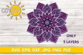 Please do not link to our files directly over here you will find free cliparts in svg, emf, wmf and png format to be used in projects or presentations. Free Layered Mandala Svg For Cricut
