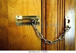 Chain Locks On Door Chain Locks Door Breathtaking Chain Door Lock