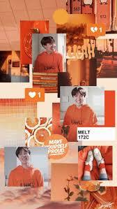 Orange Bts Aesthetic - Make Aesthetic ...