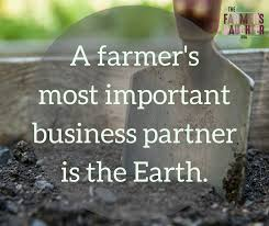 Farm Quotes Cool Farmers Have To Protect The Earth The Farmer's Daughter USA