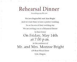 Wedding Schedule Template Best Dinner Invitation Template Free Printable Wedding Rehearsal