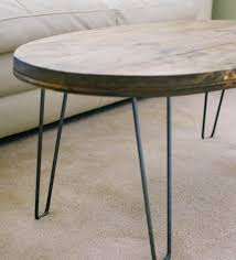 Full Size of Coffee Table:coffee Table With Hairpin Legs Metal Cheapround  World Market Round ...