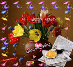 cute good morning gifs for whatsapp and facebook