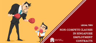 Noncompete Clause Non Compete Clauses In Singapore Employment Contracts
