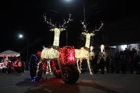 Lighted Tractor Parade Photo Gallery Linesville Lighted Tractor Parade Farm And