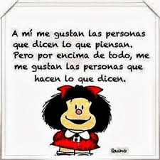 Image result for frases de mafalda