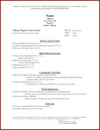 ... Amazing Scholarship Resume 13 19 Resume For Scholarship Sample ...
