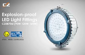Dagr Industrial Lighting Led Lighting Explosion Proof Led Lighting