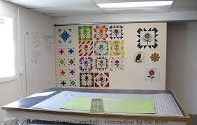 DIY Sliding Quilt Design Wall • Freemotion by the River & Sliding design wall Adamdwight.com
