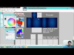 How To Create A Shirt On Roblox How To Make A Shirt On Roblox 2016 Read Description Youtube