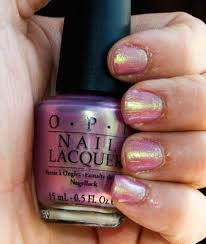 Opi Purple Color Chart Opi Nail Polish Color Chart Purple Creative Touch