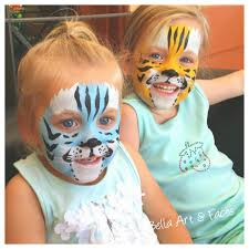 little tiger perth face painting
