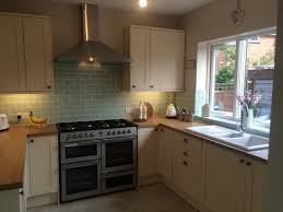 Kitchen Tiled Walls