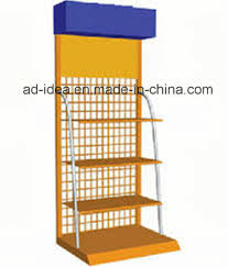 Gondola Display Stands Gorgeous China Multi Color Gondola Display Stand Cosmetics Gondola Display