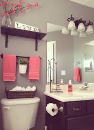 apartment bathroom decor. Exellent Bathroom Brilliant Perfect Bathroom Decorating Ideas Apartment Best 25  On Pinterest And Decor A