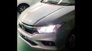 2017 Honda City leaks out, front and rear fascia revealed in ...