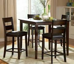 Pub Style Bistro Table Sets Antique Style Dining Table And Chairs Country Black Dining Room