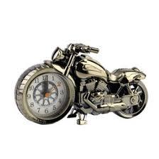 motorbike gifts whole drop shipping motorcycle motorbike pattern alarm clock watch creative home