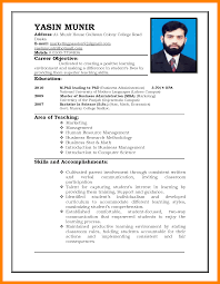 How To Make A Resume 24 How To Make Cv For Job Pdf Barber Resume 15