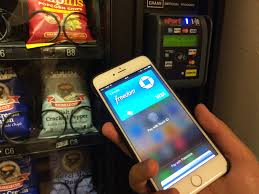 Usa Technologies Vending Machines Beauteous Apple Pay Is Going To A Vending Machine Close You Ira Fanklin Medium