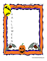 There are differences in opinion about whether using phonics is useful in teaching children to read. Halloween Worksheets Have Fun Teaching