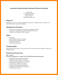 Administration Skills Examples Key Resume Business Admission Letter