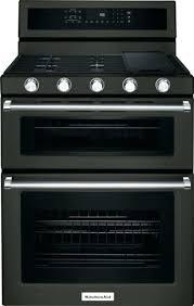 best double oven gas range. Best Double Oven Gas Range E