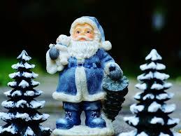 Santa Claus Christmas Trees New Year 106285 4512 X 3000 Hd