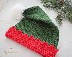 Elf Hat Pattern Inspiration Crochet Elf Hats Loganberry Handmade