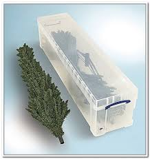 Christmas Tree Storage Box Rubbermaid Magnificent Plastic Christmas Tree Storage Box Liminality32