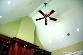 large ceiling fans for vaulted ceilings cathedral fan direction in ceiling fan for vaulted ceiling ceiling