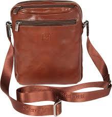 Мужская кожаная <b>сумка</b> Sergio Belotti 9561-<b>milano</b>-<b>brown</b> ...