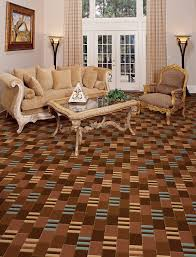 Living Room Carpet Multi Color Patterned Living Room Carpet By Kane Carpet
