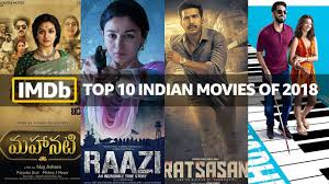 Hollywood Top Chart Movies 2018 Top 10 Indian Movies Best Of 2018