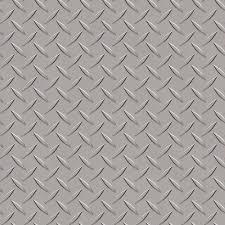 seamless metal wall texture. Seamless Metal Texture Rhombus Shapes 3 Vinyl Wall Mural - Raw Materials