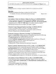 Microbiologist Resume Sample Microbiologist Job Title Docs Quality ...