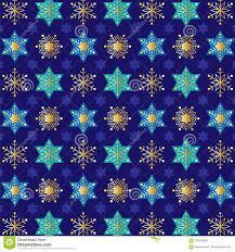 Snow Flake Pattern Cool Decorating Design