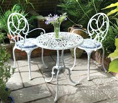 white cast iron patio furniture. White Iron Patio Furniture Beautiful Metal Outdoor Vintage Ornate Wrought Chair Indoor . Cast R