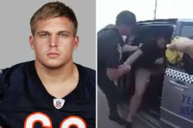 Former NFL player Kirk Barton charged with assaulting a police officer