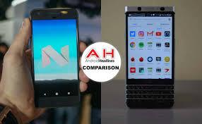 Google Pixel Size Chart Phone Comparisons Google Pixel Vs Blackberry Keyone
