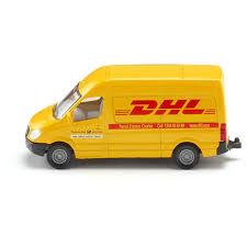 Купить модель <b>машины Siku</b> модель <b>почтовой машины</b> DHL 1085 ...